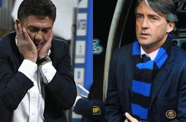 Mazzarri VS Mancini