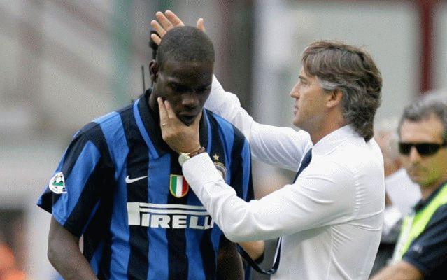 Balotelli-Mancini