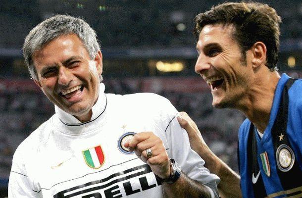 Mourinho Zanetti