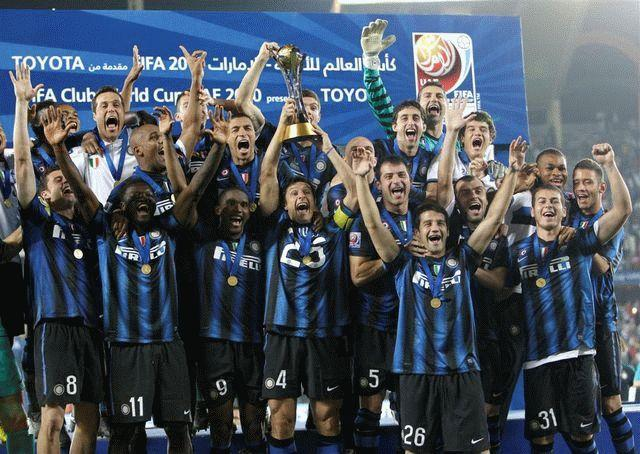 Campioni del mondo Inter