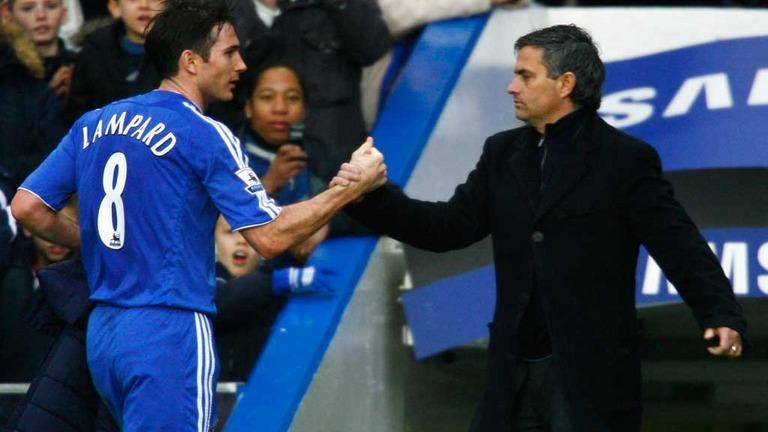 Mourinho-Lampard