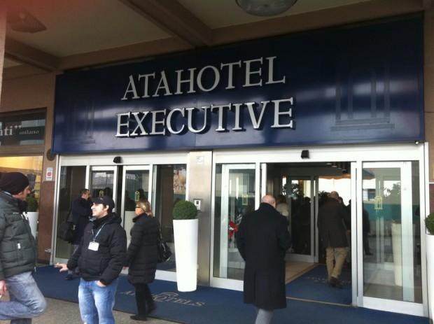 Calciomercato Atahotel Executive
