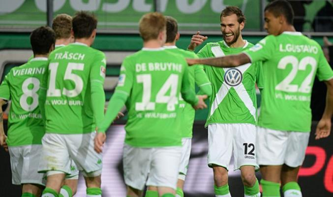 Wolfsburg - Inter