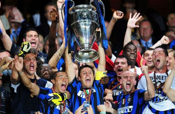 Inter Champions League Triplete 2010