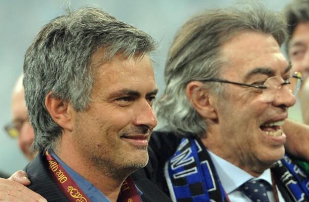 Mourinho Moratti