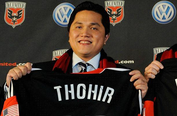 Thohir DC United