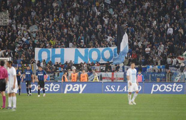 Lazio-Inter oh nooo