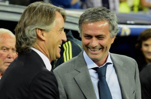 Mancini Mourinho