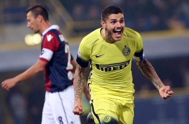 Mauro Icardi Bologna-Inter