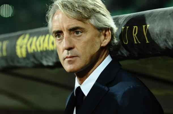 Roberto Mancini Palermo-Inter