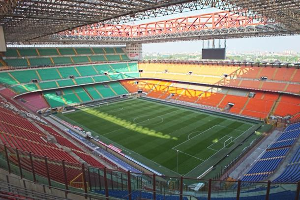 Stadio Giuseppe Meazza - San Siro Milano