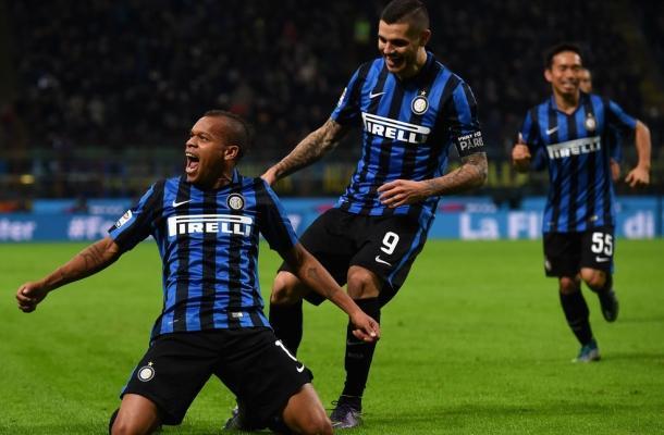 Biabiany gol Inter-Frosinone