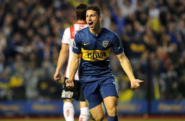 Jonathan Calleri Boca Juniors