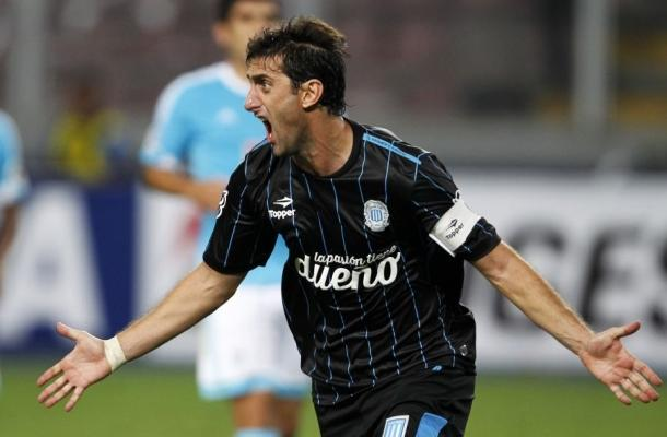 Diego Milito Racing
