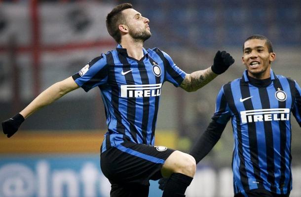 Marcelo Brozović Inter-Cagliari