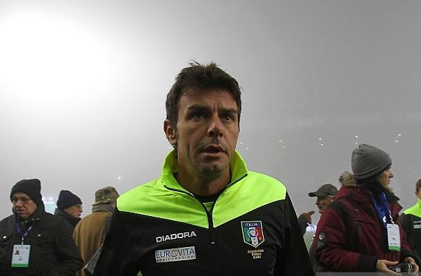 Domenico Celi arbitro