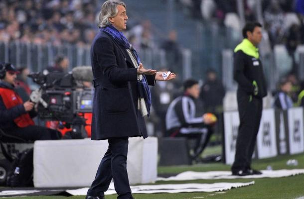 Mancini Juventus-Inter