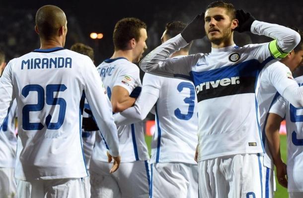 Mauro Icardi Empoli-Inter