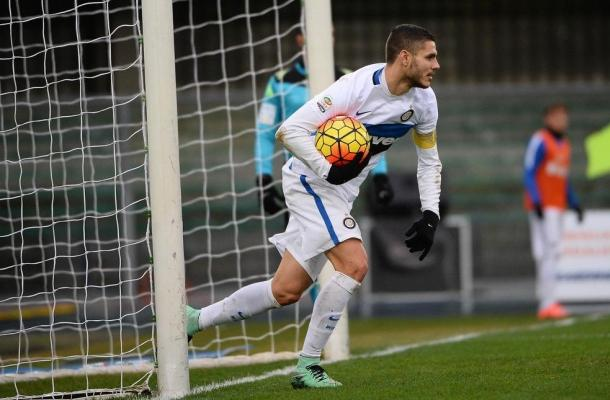 Icardi Verona-Inter