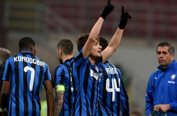 Adem Ljajić Inter-Palermo