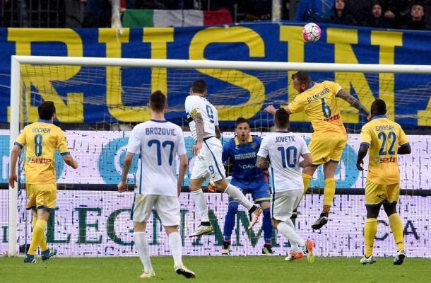 Gol Mauro Icardi Frosinone-Inter