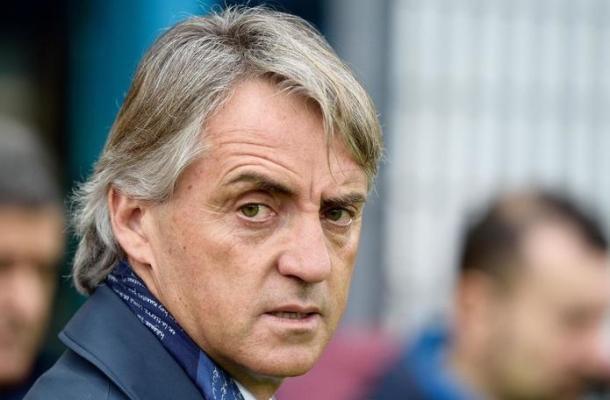 Roberto Mancini Frosinone-Inter