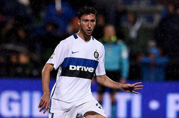 Fabio Della Giovanna Sassuolo-Inter