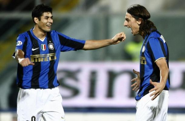 Ibrahimovic Cruz Palermo-Inter