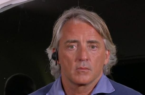 Roberto Mancini Sky Sport