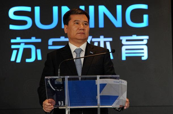 Zhang Suning Inter