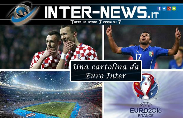 cartolina euro inter