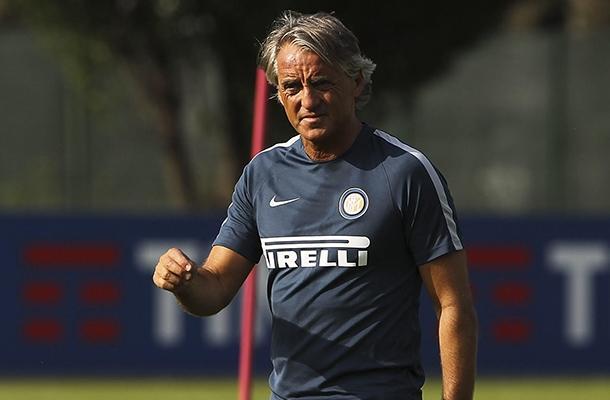 Mancini Inter 2016-2017
