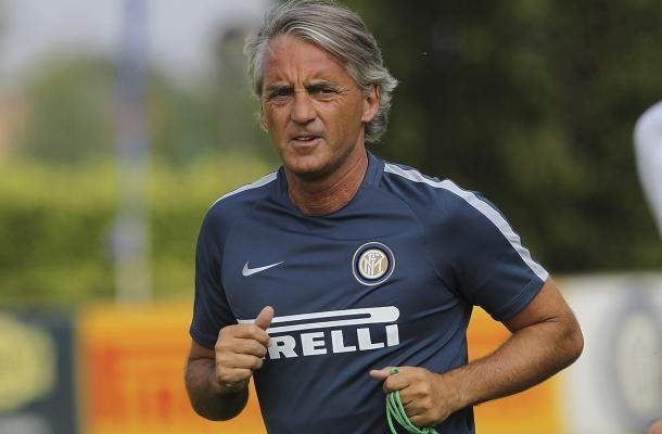 Mancini Inter 2016