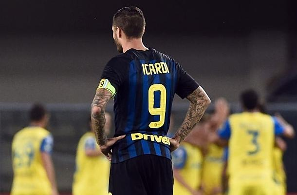 Icardi Chievo-Inter