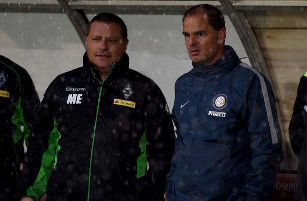 de Boer Borussia Monchengladbach