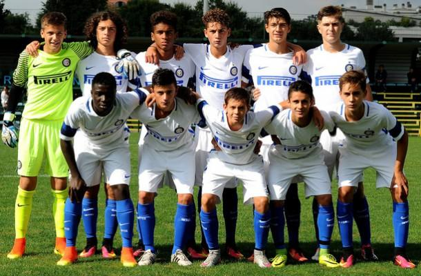 Under 15 A e B Inter