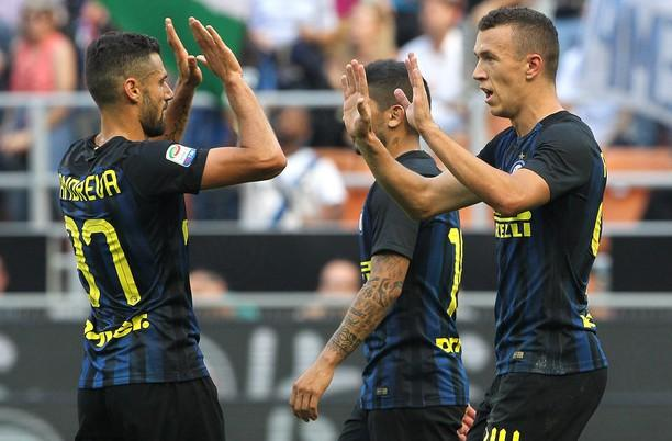 Candreva Perisic Banega