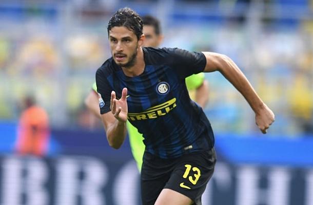 Andrea Ranocchia Inter-Bologna