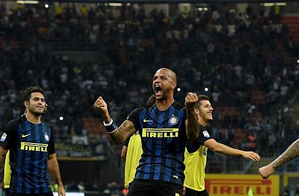 Felipe Melo Inter-Juventus