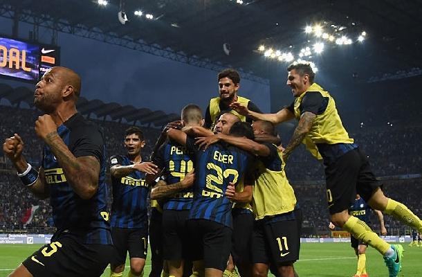 Inter-Juventus Felipe Melo
