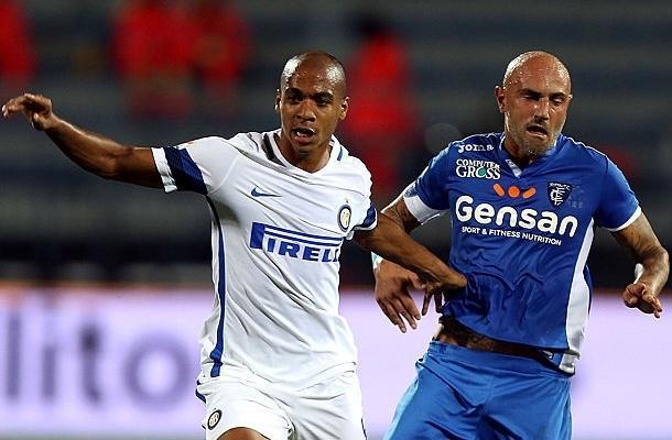 João Mário Maccarone Empoli-Inter