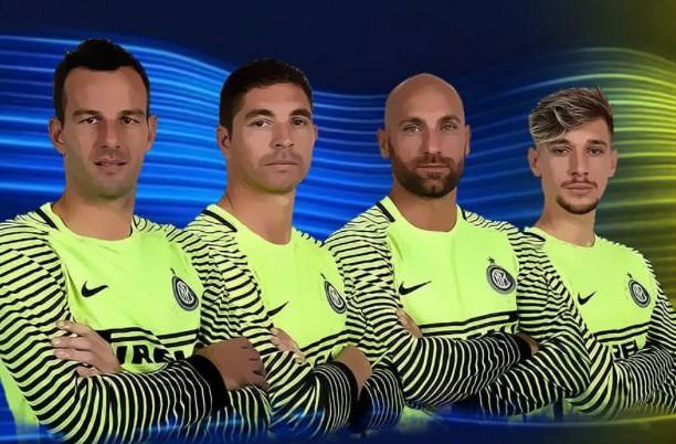 Portieri Inter