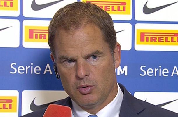 Frank de Boer Inter-Cagliari