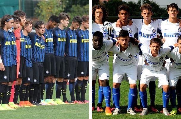 Inter Under 16 e 15