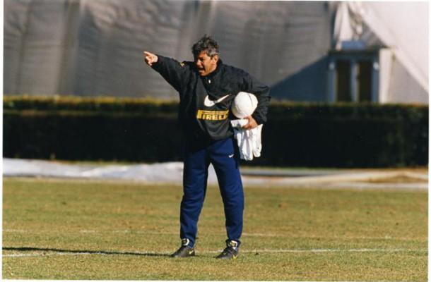 Mircea Lucescu Inter