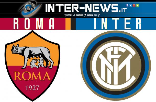 Roma Inter loghi