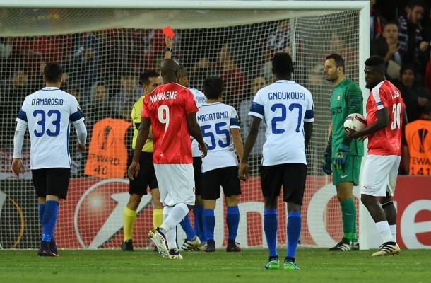 Handanović Hapoel Be'er Sheva-Inter