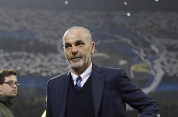 Stefano Pioli Milan-Inter