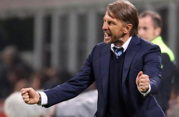 Stefano Vecchi Inter-Crotone