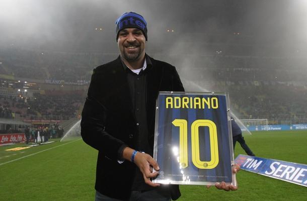 Adriano Inter-Lazio